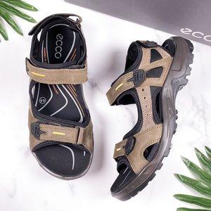 NIB Ecco Offroad Yucatan Leather Sport Sandal